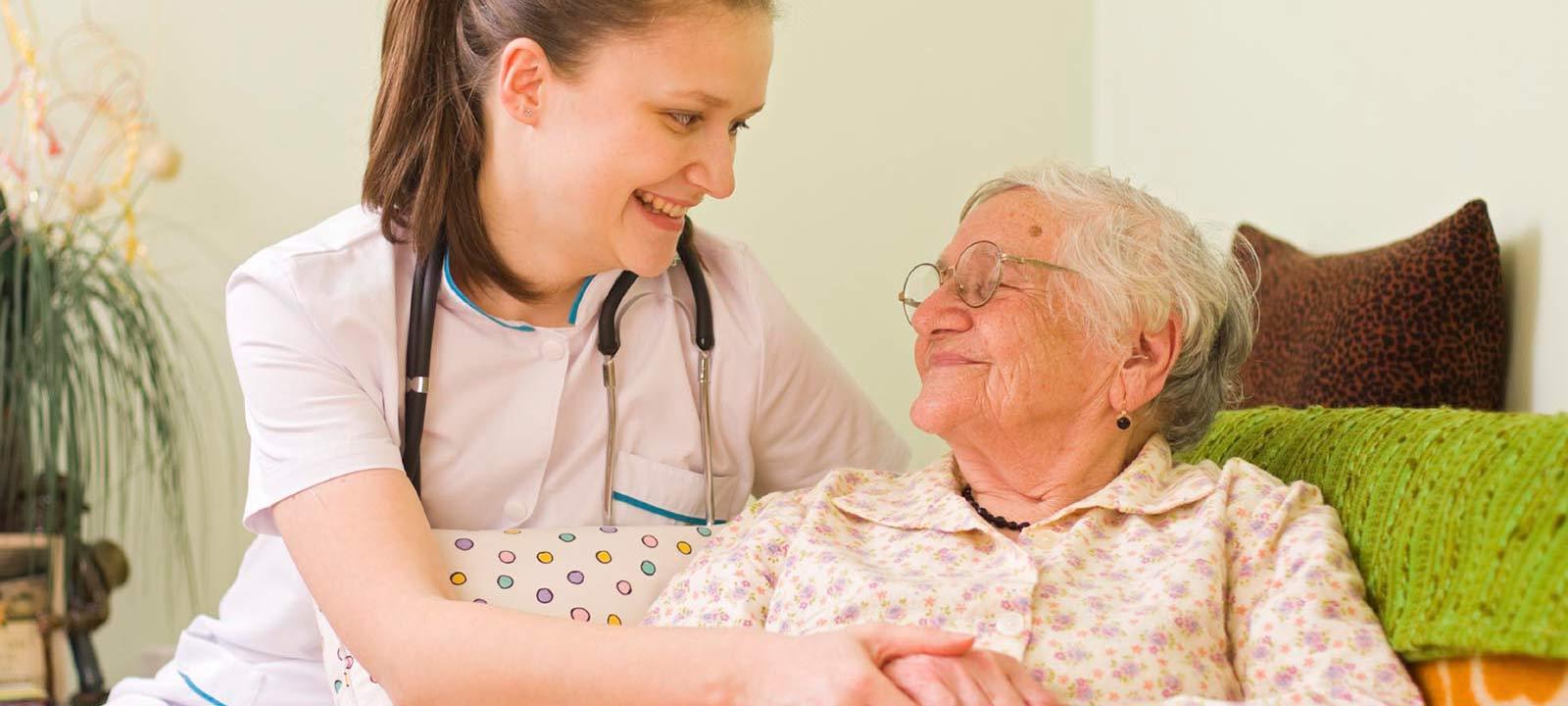 Άγιος Γεώργιος – Μονάδα Φροντίδας Ηλικιωμένων
